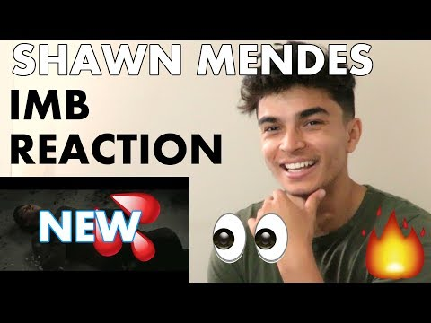 Shawn Mendes- In My Blood (Official Video) REACTION w/Adrian