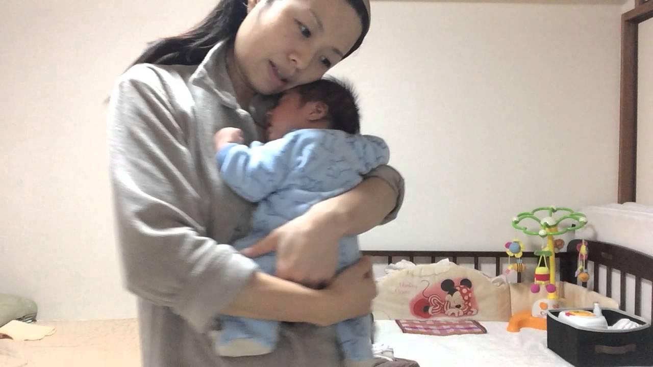 【YukaPica英会話】英語育児(赤ちゃん0ヶ月:授乳後のクールダウン)