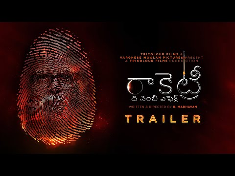 Rocketry | TELUGU Trailer | R. Madhavan, Simran Bagga