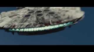 Звёздные Войны Пробуждение Силы (первый трейлер)