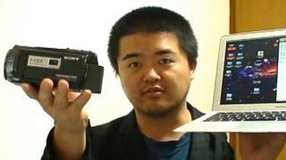 PCを介さずカメラから直接HDDへ動画をコピー ファンレス静音HDCA-U