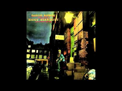 Five years -  [The Rise and Fall of Ziggy Stardust and the Spiders from Mars] - David Bowie