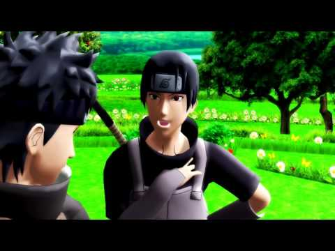 MMD Itachi And Shisui~Anything You Can Do I Can Do Better