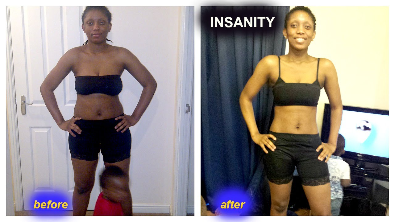 Insanity Workout Results - 60 Day Insanity Workout Results (Before and  After)