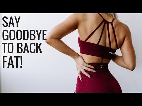 BLAST BACK FAT | Back & Arm Workout!