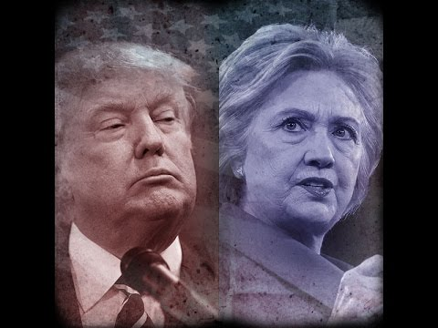 2020 Presidential Prediction: President Trump (R) vs Hillary Clinton (D)