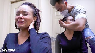 VERY EMOTIONAL & EXTREME CRACKING ~ RELIEVES *YEARS* OF PAIN | ASMR Chiropractic Adjustment Crack