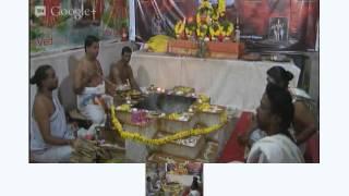 Ashta Kala Bhairava Fire Ritual