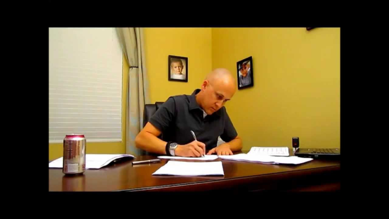 How to Handle a Loan Signing as a Notary Public - YouTube