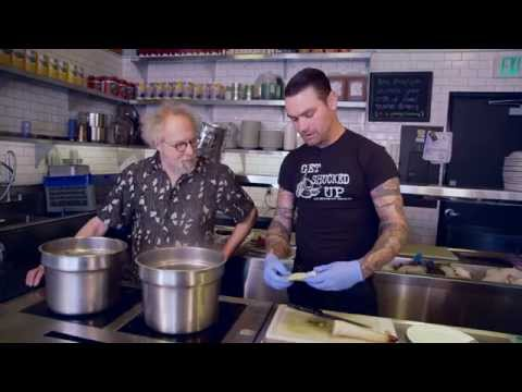 How to Cook a Geoduck
