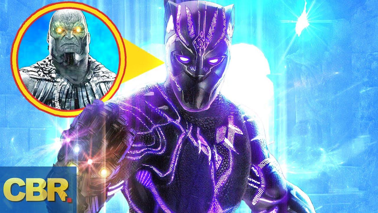 10 Marvel Heroes Who Would Annihilate Darkseid
