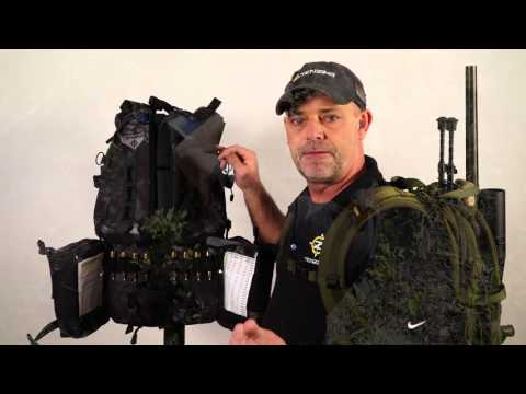Jay Robert talks about the Tenzing Tactical SP14 Pack