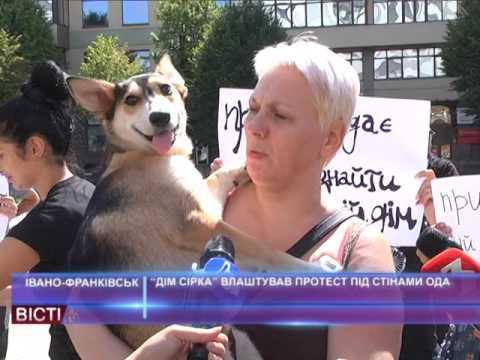 «Дім Сірка» влаштував протест під стінамиОДА