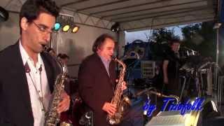 BALLANDO CON TE valzer di Nicolucci eseguito da  I MAESTRI DEL LISCIO Festa de Ghett Fiorentino 2014