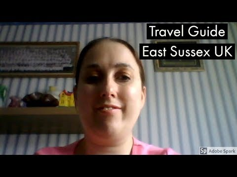Travel Guide My Holiday To East Sussex UK Review