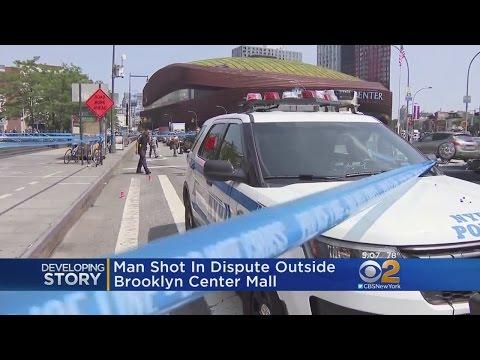 Man Hurt In Shooting Near Barclays Center
