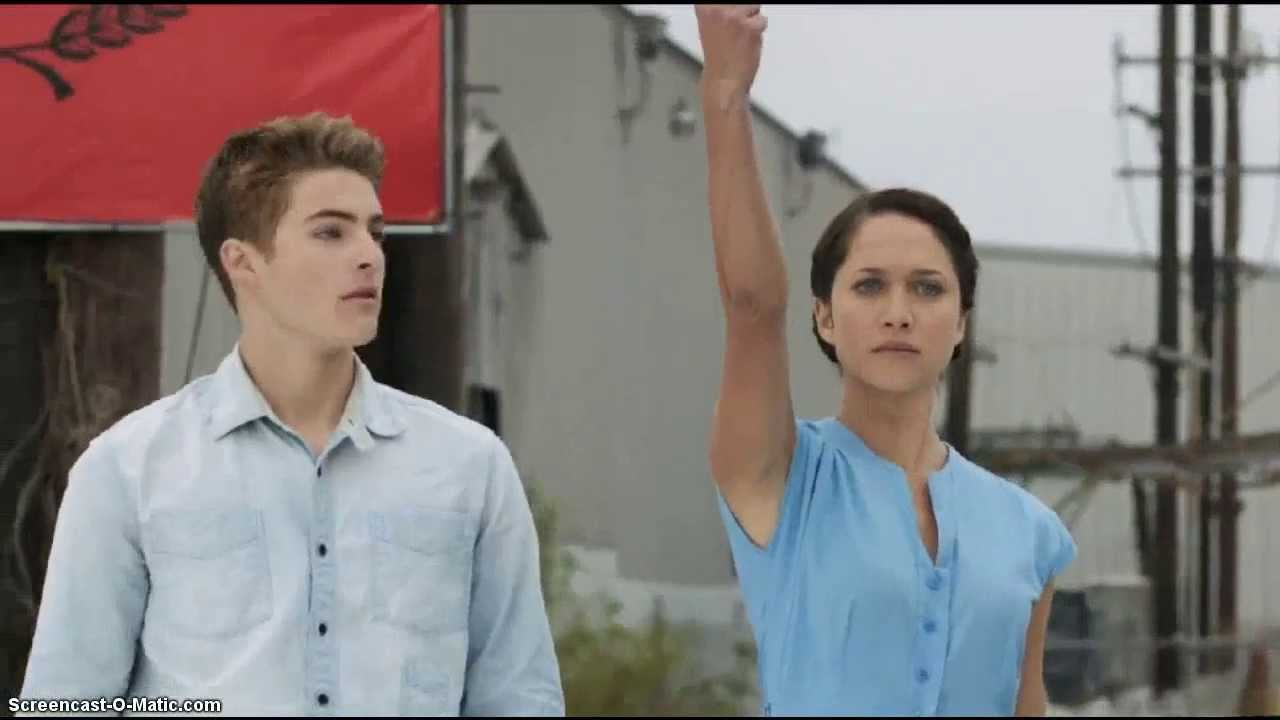 The Starving Games Salute Youtube