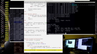 Secret sauce: Lua UI coding session