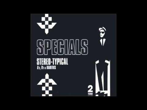 The Specials  Stereo Typical A's, B's and Rarities  Disc 3 Full Album 2000