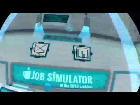 Making Food In Job Simulator