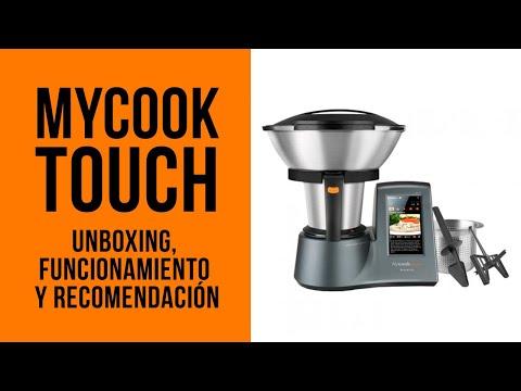 MyCook Touch por sólo 749 Euros AQUÍ- El mejor precio de Internet