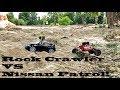RC ADVENTURES - SUPER RC ROCK CRAWLER VS NISSAN PATROL OFF ROAD