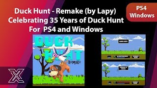 Duck Hunt - Remake by Lapy | PS4 and Windows