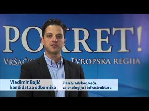 POKRET spot Bajić POKRET Vršačka regija-Evropska regija