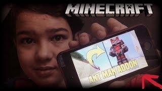 Моды на Minecraft PE!| ЧЕЛОВЕК МУРАВЕЙ 🐜!| БРОНЯ НА СОБАКЕ !|САМЫЙ БЕСПОЛЕЗНЫЙ МОД В РОССИИ|Часть 3