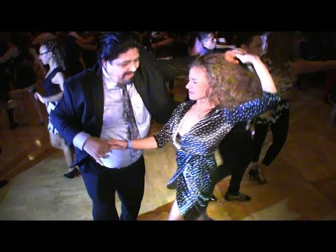 Veronica Monaco social dancing @ 2017 Seattle Salsa Congress!