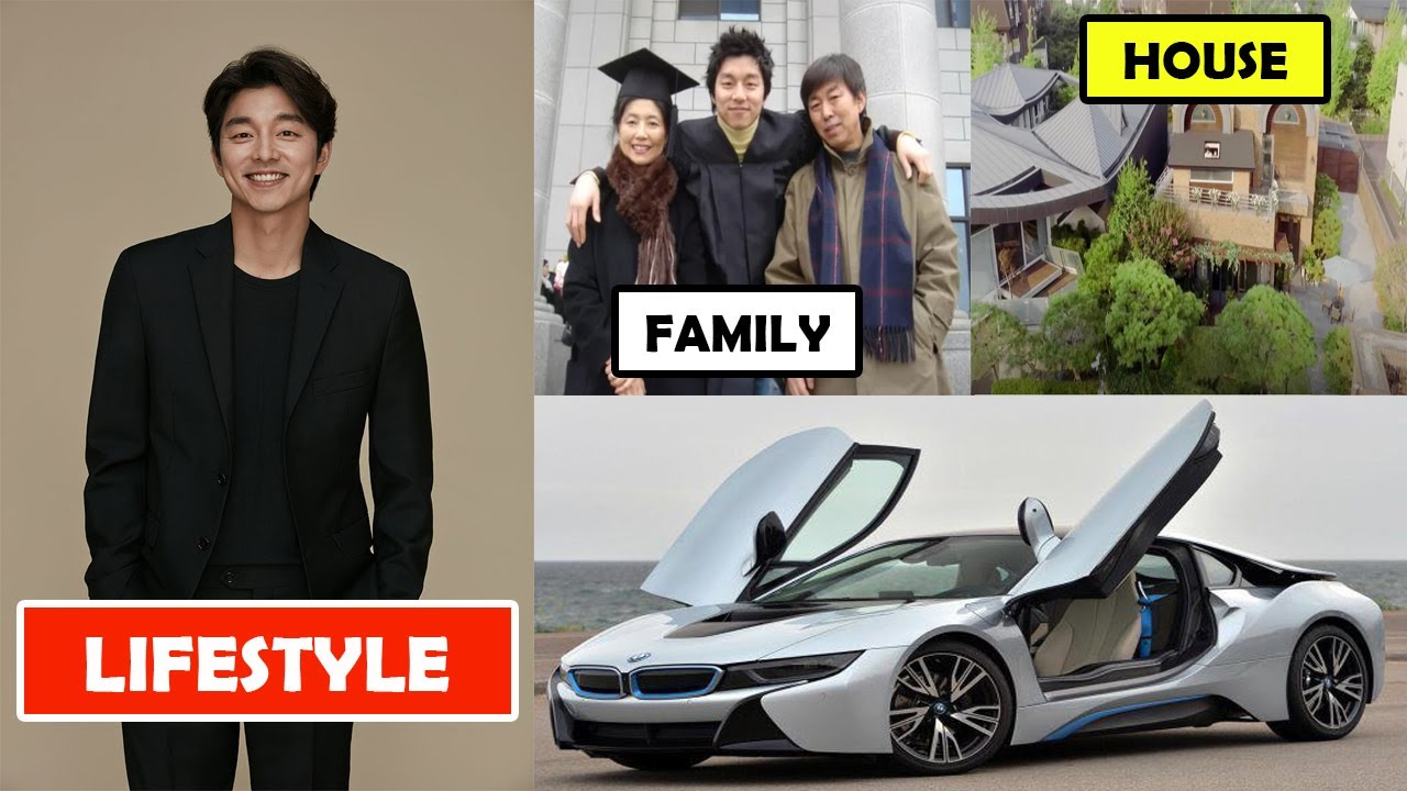 Download Gong Yoo Lifestyle 2021, Girlfriend, Family, Wife, Cars, House, Biography, Net Worth - (공유)