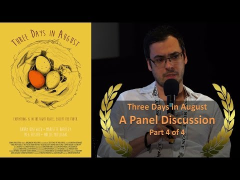 New approaches to independent feature filmmaking - A Panel Discussion part 4 of 4 | α | Sony