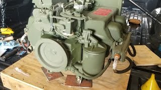What should we build for this 30 year old military engine