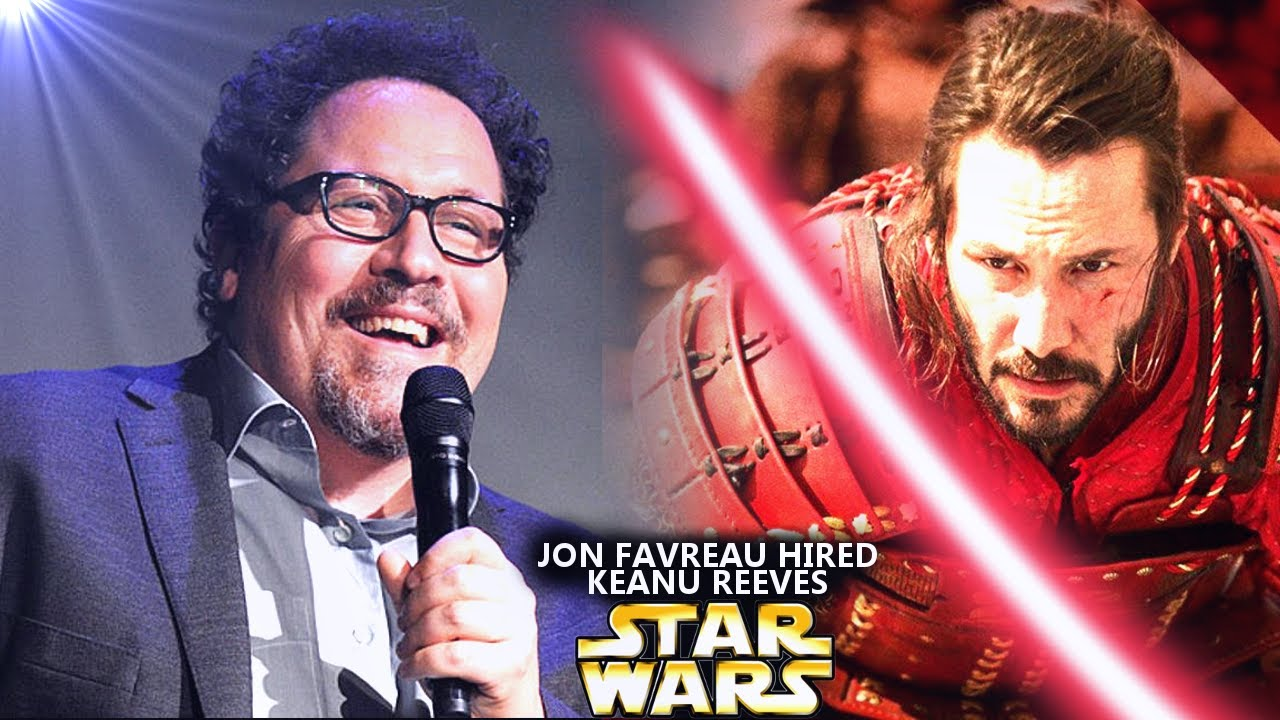 Jon Favreau Just Hired Keanu Reeves For Star Wars! This Is LEGENDARY (Star Wars Explained)