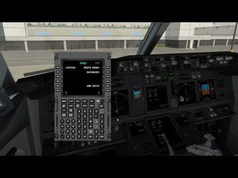 Tutorial (Deutsch) - XPlane 11 Navigation mit Flugcomputer (FMS) und Flugplan