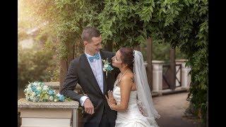 Romantická svatba na zámku Loučeň - Tereza & Daniel