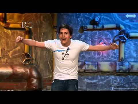 Alejandro riaño Los comediantes de la noche 15 de febrero parte 2