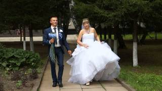 Александр и Татьяна !!!   Жаркая Свадьба в Кожевниково !!!