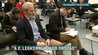 Az Európai Unió második legkorruptabb országa lett Magyarország 20-01-23