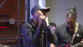 """Imani Wj Wright and Swano perform """"Coffee Cup"""" Live on Wike World TV"""