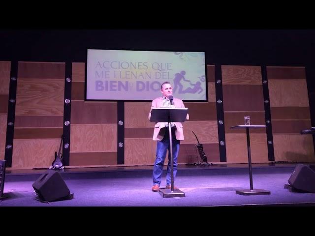 Acciones que me llenan del bien de Dios - Pastor Diego Touzet