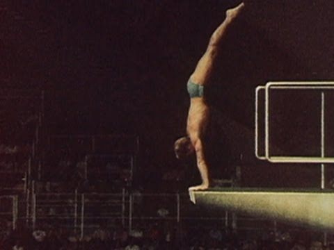 Klaus Dibiasi Says Farewell With Diving Gold For Italy - Montreal 1976 Olympics