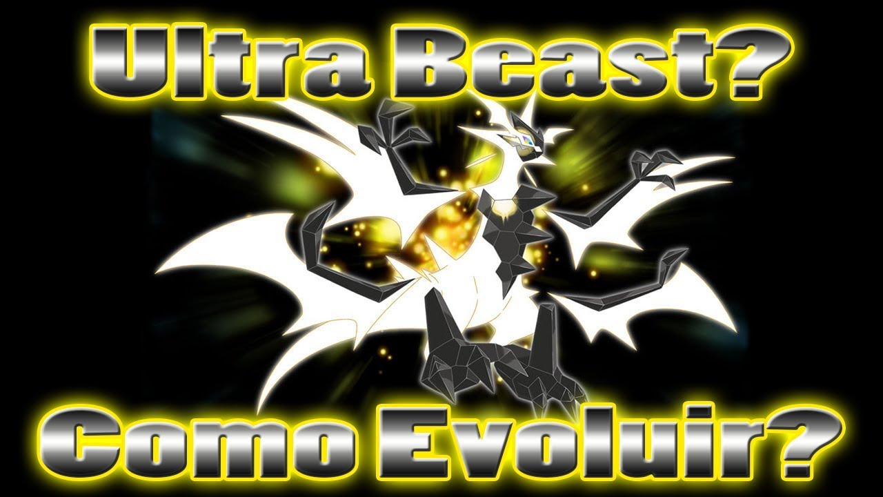 Necrozma Lendário Ou Ultra Beast Pixelmon Reforged