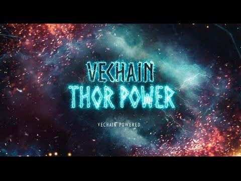 VeChain THOR Power Forged AMA