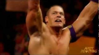 WWE John Cena Titantron Entrance Video 2012-2013 Full HD 1080p Arena Effect