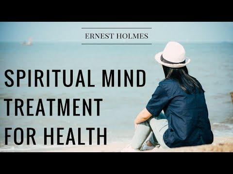 Ernest Holmes - Health Begins with Spiritual Mind Treatment - Radio Talk - Affirmations - Health -