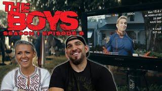 The Boys Season 1 Episode 6 'The Innocents' REACTION!!