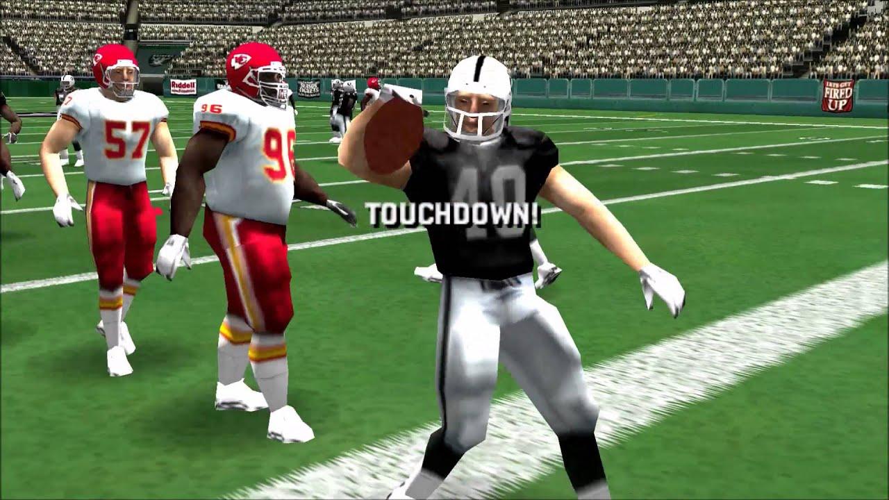 Madden NFL 06 PSP Gameplay HD  YouTube