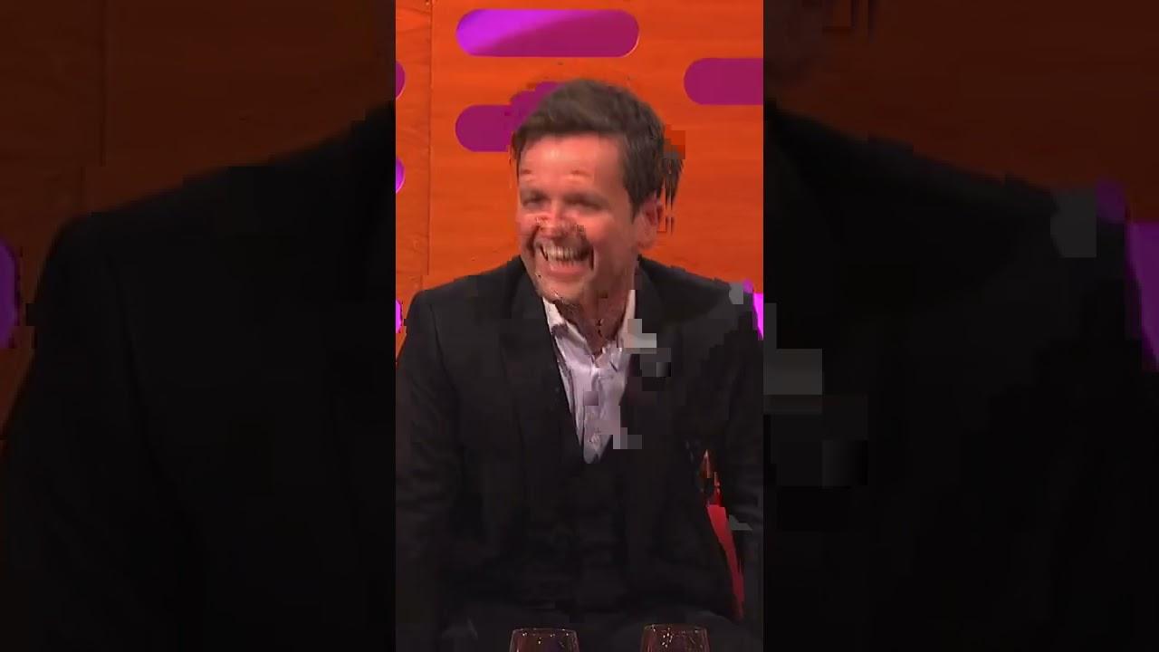 Jamie Dornan's Walks tiktok interviewsofcelebs