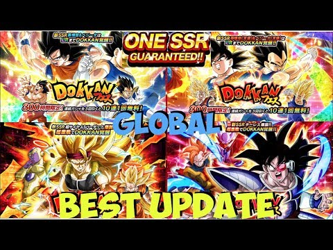 AMAZING UPDATE for Global! Superior Year 3/ Future Banners: DBZ Dokkan Battle